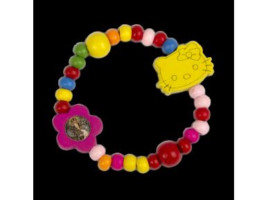 multicolour child bracelet