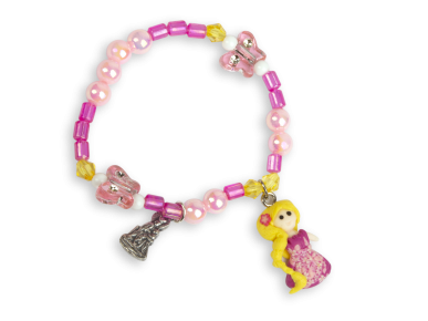 pink bracelet for little girl