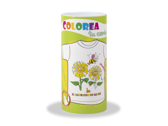 Colouring T-shirt
