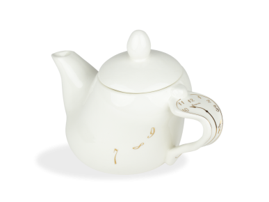 Dalí Teapot - Empordà (gold)